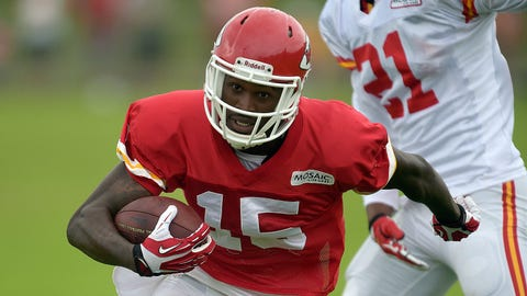 Chiefs Training Camp