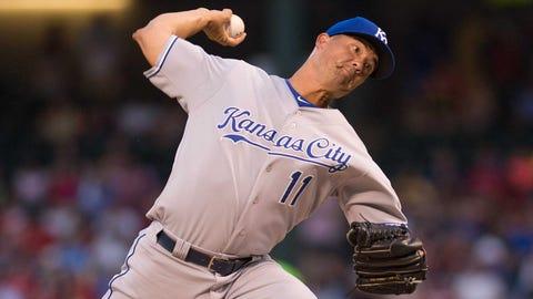 6. Kansas City Royals