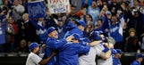 Royals in the playoffs! Images from the postseason-clinching win
