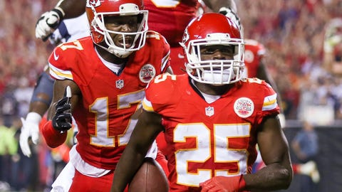 Chiefs 41, Patriots 14