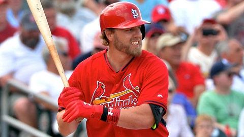 Mark Reynolds - First Baseman/Outfielder