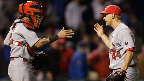 Cardinals at Cubs