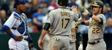 Photo Gallery: A's 5, Royals 0