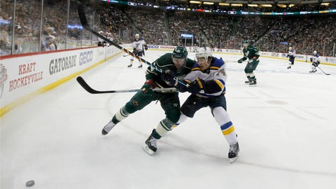 Blues at Wild