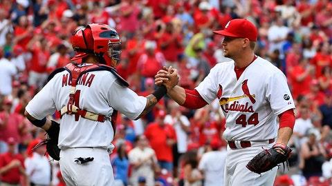 Cubs-Cardinals Series Finale