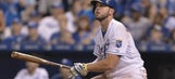 Snapshots from Kansas City: Moose lets loose in big night at the plate