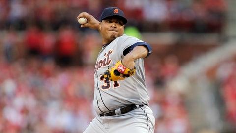 Tigers at Cardinals