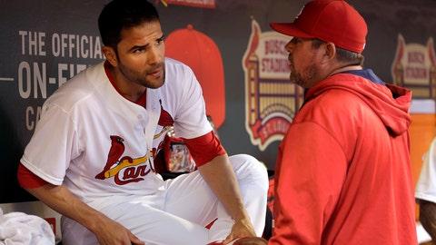 Brewers vs. Cardinals