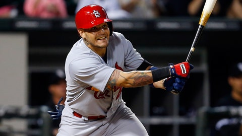 Molina still kicking