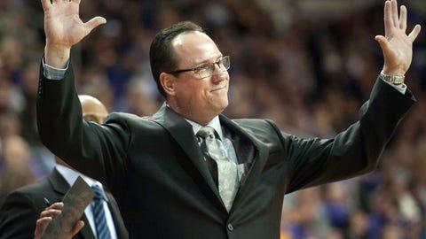 Gregg Marshall, Wichita State head coach