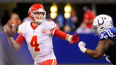 Nick Foles, Kansas City Chiefs