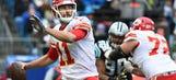 Chiefs continue winning ways despite lackluster offense