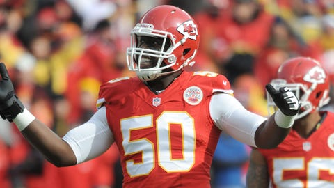 Chiefs (+3.5) over BRONCOS (Over/under: 39.5)