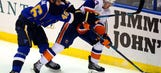 Blues make three roster moves, including activation of Polak