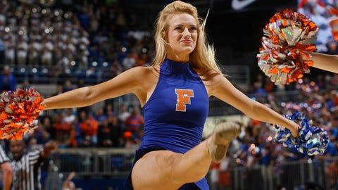 2013-14 SEC Cheerleaders