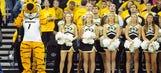 SEC Cheer: Hooray for hoops!