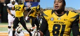 Mizzou TE Eric Waters calls out 'proud' Sam teammates on Twitter