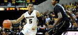 Missouri holds off Texas A&M at SEC 91-83 in 2OT