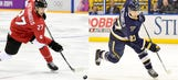 Blues' Olympians quickly shift focus from Sochi back to the Cup