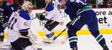 Blues get blanked for first time this season in Vancouver