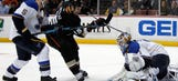 Blues shut out for second time this season — and second straight game