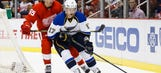 Blues' Sobotka to return to the ice tonight against the Oilers