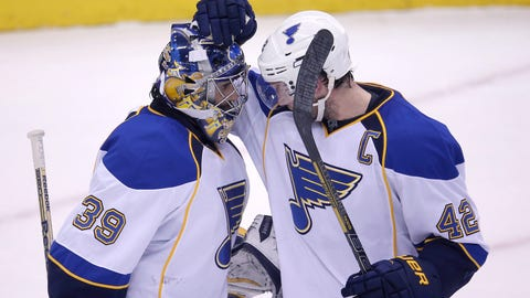 RYAN MILLER, BLUES