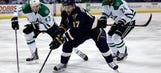 Friday's Blues game airs on FOX Sports Midwest Plus