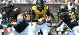 Mizzou's Black and Gold football game was a welcome relief from a 'rough semester'