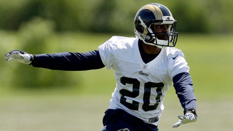 CB: Jamarcus Joyner: Los Angeles Rams: 5-8, 184 pounds
