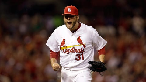 No. 7: Lance Lynn completes the job -- May 27