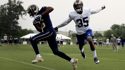 Rams Training Camp