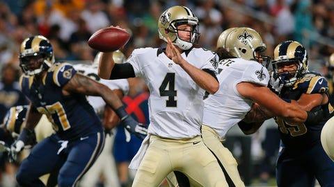 Preseason: Saints at Rams