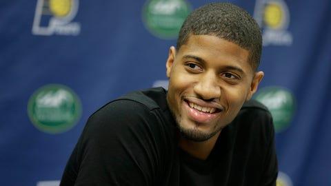 NBA - 4. Paul George (@YG_Trece)