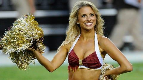 2014 NFL Cheerleaders