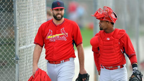 2015 St. Louis Cardinals spring training
