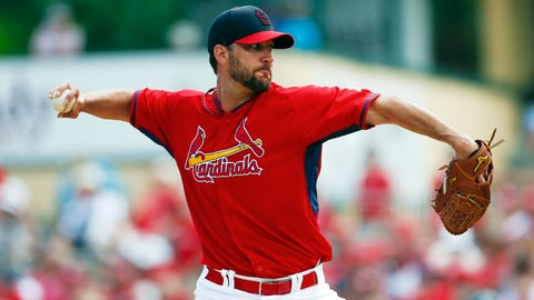 Wainwright's workload