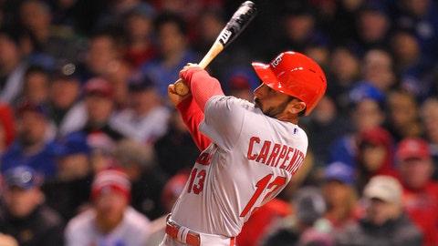 1. Matt Carpenter, Third Base