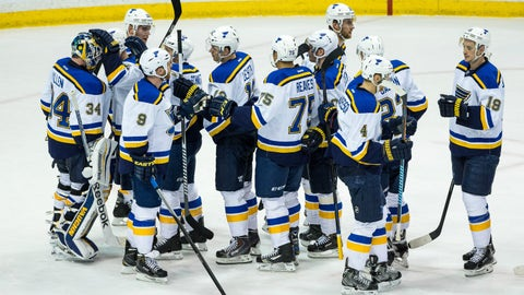 Blues Report Card: Forwards