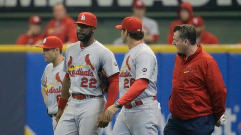 Cardinals at Brewers