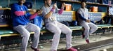 Saturated snapshots: Royals and Tigers go pink for Mother's Day