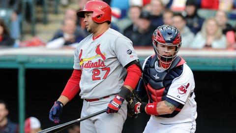 Cardinals at Indians