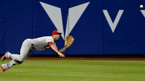 Cardinals at Mets