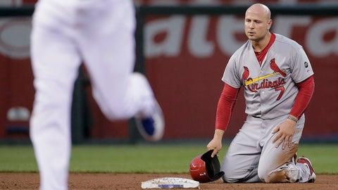 Cardinals at Royals