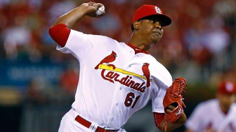 Alex Reyes – Cardinals – SP/RP