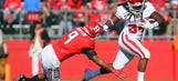 Indiana rallies late for 33-27 win over Rutgers