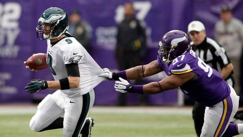 In Pictures: Everson Griffen