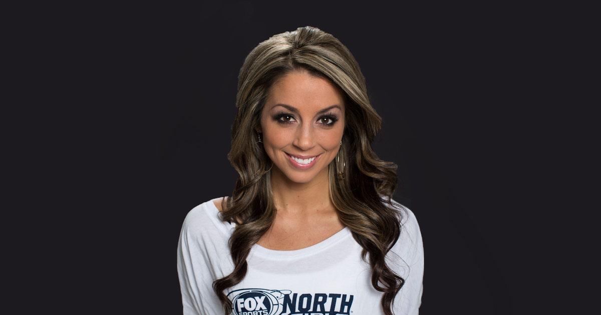 Fox Sports North Girls Kaylin Fox Sports