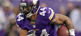 Asiata fills in for Peterson with another big game