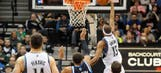 Timberwolves' quest for winning record unaided by officials